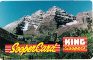 King Soopers SooperCard